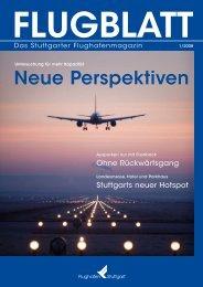 Neue Perspektiven - Flughafen Stuttgart