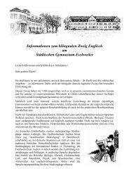 Infoblatt für Eltern - BILINGUAL-AG-NRW.de