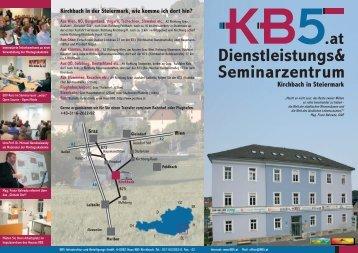 Dienstleistungs& Seminarzentrum - formgeben
