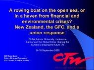 Presentation - The Global Labour University