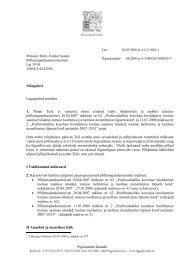 6iguskantsleri margukiri poolloodusliku koosluse ... - Õiguskantsler