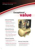Ingersoll-Rand Screw Compressor - Page 4