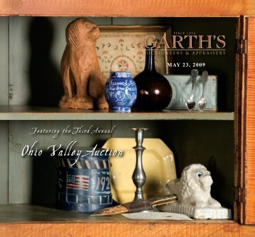Ohio Valley Auction - Garth's Auctions, Inc.