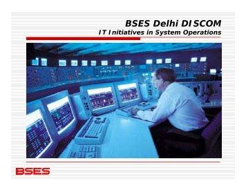 BSES Delhi DISCOM - India Core