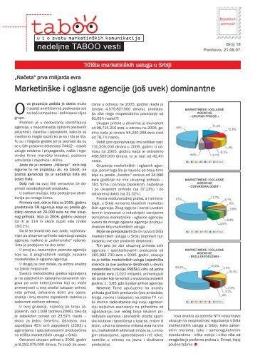 NEDELJNE TABOO VESTI - BROJ 18 (.pdf)