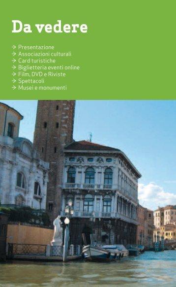 Da vedere - Touring Club Italiano