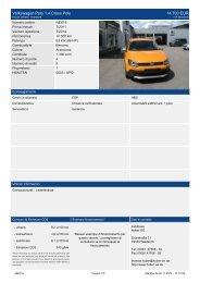 Volkswagen Polo 1.4 Cross Polo 15.900 EUR - Auto Huber KG
