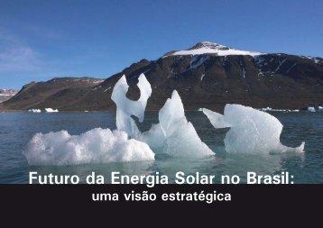 Futuro da Energia Solar no Brasil: - Cogen