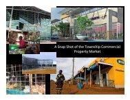 Trends in the Commercial market - Urban LandMark