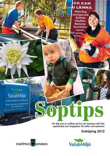 Soptips 2013 - Enköping
