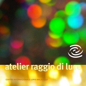 Proposte per il 2012/2013 - Reggio Children