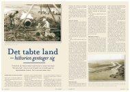 Det tabte land - Kjeld Hansen - BæreDygtighed