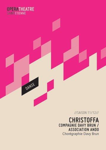Christoffa - Opéra Théâtre de Saint-Etienne