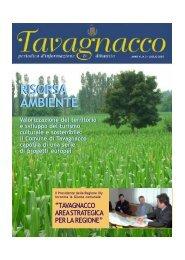 Luglio 2005 - Comune di Tavagnacco