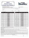 2013 media kit - Blue Mountain Town & Country Gazette - Page 4