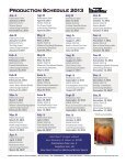 2013 media kit - Blue Mountain Town & Country Gazette - Page 5