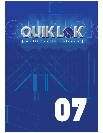 CATALOGO QUIK LOK ING light