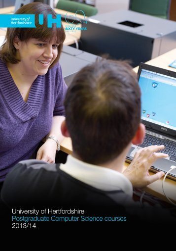 Read our Postgraduate Computer Science (MSc) booklet