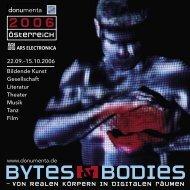 Programm der donumenta 2006