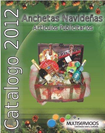 Anchetas Navideñas 2012
