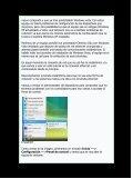 COMO CREAR UNA RED ENTRE WINDOWS ... - Mundo Manuales - Page 6