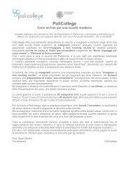Allegati pdf - Apprendimenti di base per la scuola in Umbria