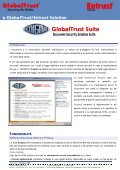 La versione Evaluation di ENIGMA può essere ... - GlobalTrust - Page 2