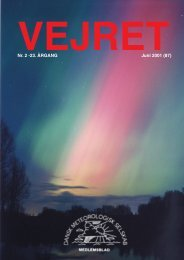Nr. 2 -23. ÅRGANG Juni 2001 (87)