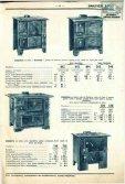 POELES GODIN, CUISINE CHAUFFAGE GAZ, 1937 - Ultimheat - Page 5