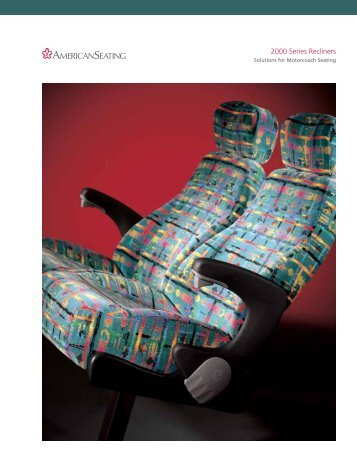 2000 Series Recliners - American Seating