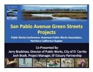 American Public Works Association Conference Presentation