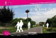 Villa Gavasseto - Comune di Reggio Emilia