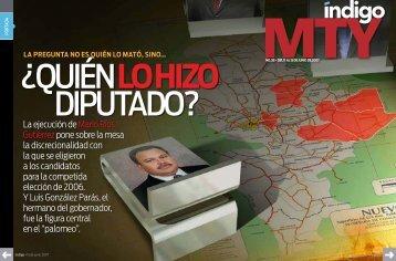 La ejecución de Mario Ríos Gutiérrezpone sobre la ... - Reporte Indigo