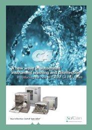 HYDRIM C61 washer-disinfector brochure - Scican.uk.com