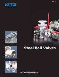 Steel Ball Valves - Hasmak.com.tr