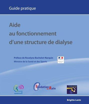 Aide au fonctionnement d'une structure de dialyse - CClin Sud-Est