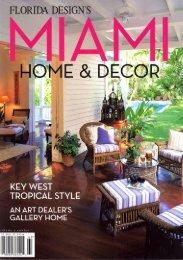 Miami Home & Decor, 2006