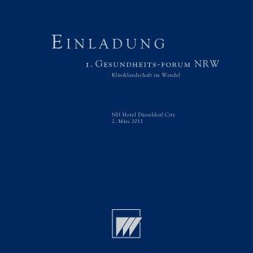 Einladung-W&P-1. GF NRW