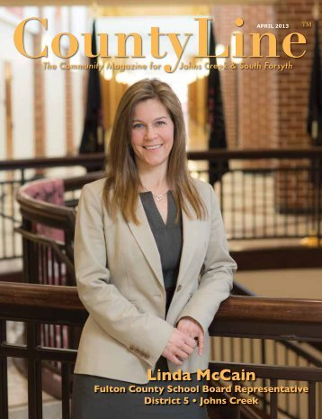 Linda McCain - County Line Magazine