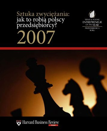 Sztuka zwyciężania: jak to robią polscy ... - Ernst & Young