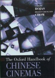 The Oxford Handbook of