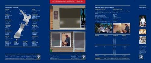 Insect screens - Ullrich Aluminium