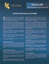 Ciencia UG - Imbiomed