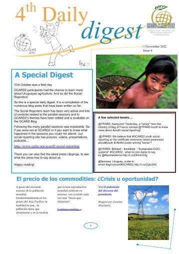 Gcard2 daily digest 1 november