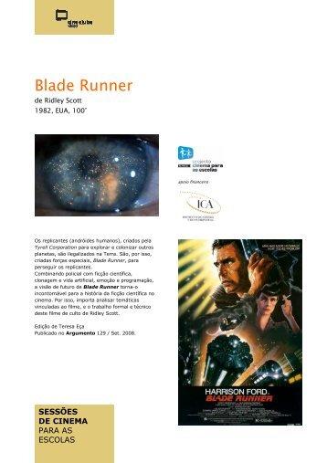 Blade Runner - Cine Clube de Viseu