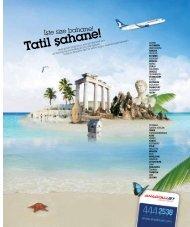 Temmuz 2010 - Türsab - Türkiye Seyahat Acentaları Birliği
