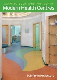 Modern Health Centres - Polyflor