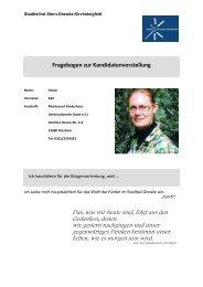 Kandidaten: Sozialer Träger - Gartenstadt Drewitz