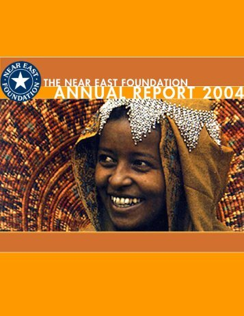 NEF 2004 Annual Report - Near East Foundation