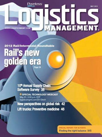 Logistics Management - May 2012